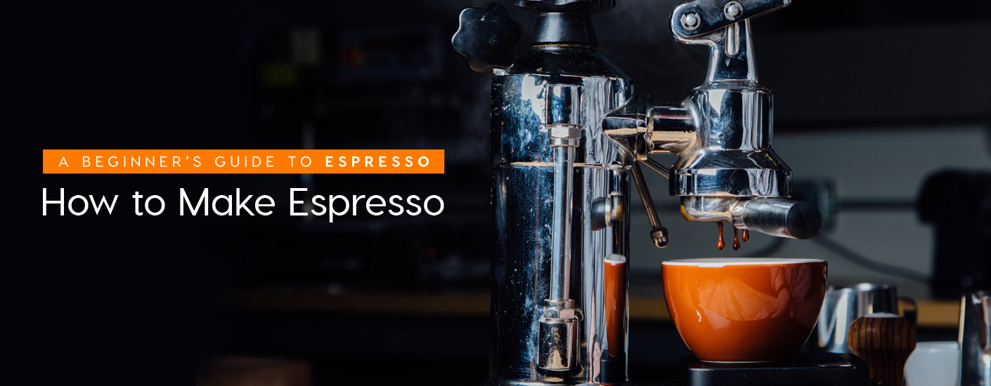 How to Make an Espresso