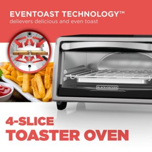 Black & Decker TO1313SBD Toaster Oven