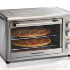 Hamilton Beach Set and Forget Toaster Oven