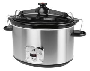Kalorik SC 41175 SS Digital Slow Cooker