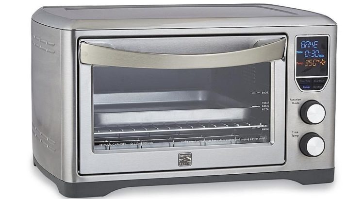 Kenmore Elite Infrared Convection Toaster Oven