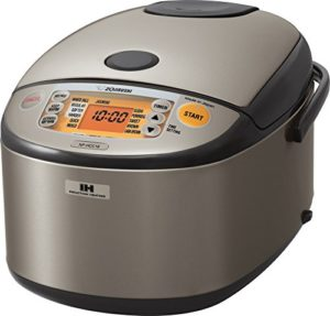 Zojirushi Induction System Rice Cooker
