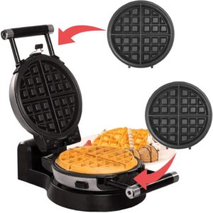 Health and Home Flip Waffle Maker