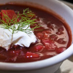 Eat Hearty and Healthy With Borscht