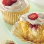 Layered Cream Cheese Cupcakes